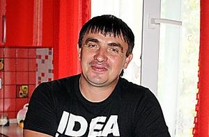 アンドレイ・ナバショーラフさん=本人提供