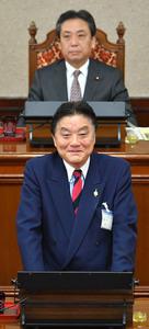 名古屋市長選、現職の河村たかし氏が立候補表明