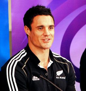 元ニュージーランド代表のダン・カーター