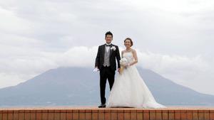 県のPR動画「Beauty of Life,Kagoshima」の「桜島」編=県提供
