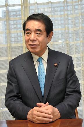 下村博文・自民党幹事長代行=自民党本部で
