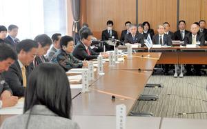 全議員23人での海外視察を決めた東京二十三区清掃一部事務組合の議会