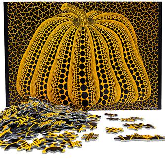 「かぼちゃ」のジグソーパズル