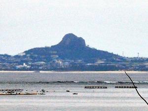 伊江島(※資料写真、2015年撮影)