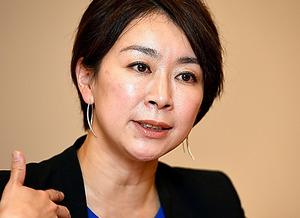 山尾志桜里さん