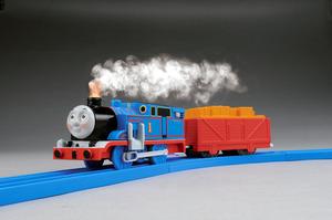 タカラトミーのプラレール「蒸気がシュッシュッ!トーマスセット」