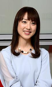 川田裕美さん=撮影・西田充良