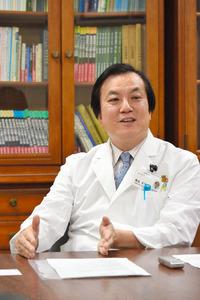 飯島正平 大阪府立成人病センター(25日から大阪国際がんセンター)緩和ケアセンター長・栄養腫瘍科主任部長。専門は消化器外科、代謝・栄養学
