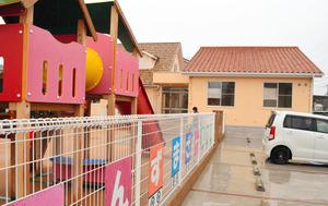 無届けで学童保育事業をしていた私立認定こども園「わんずまざー保育園」=兵庫県姫路市