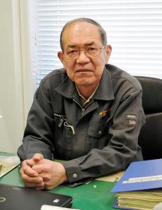 石堂昭憲園長(65)
