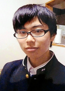 浅井譲さん=父・慎二さん提供
