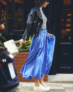 スカートで、心に余裕が生まれる!?