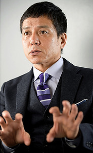 勝村政信さん