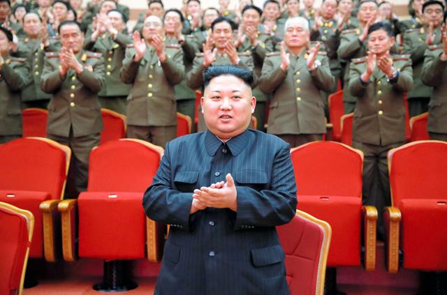 金正恩・朝鮮労働党委員長=朝鮮通信