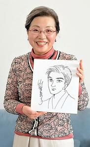 竹宮恵子さん
