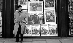 「パリが愛した写真家 ロベール・ドアノー<永遠の3秒>」
