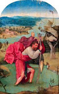 「聖クリストフォロス」=ボイマンス美術館蔵 Museum BVB, Rotterdam, the Netherlands (Koenigs Collection)