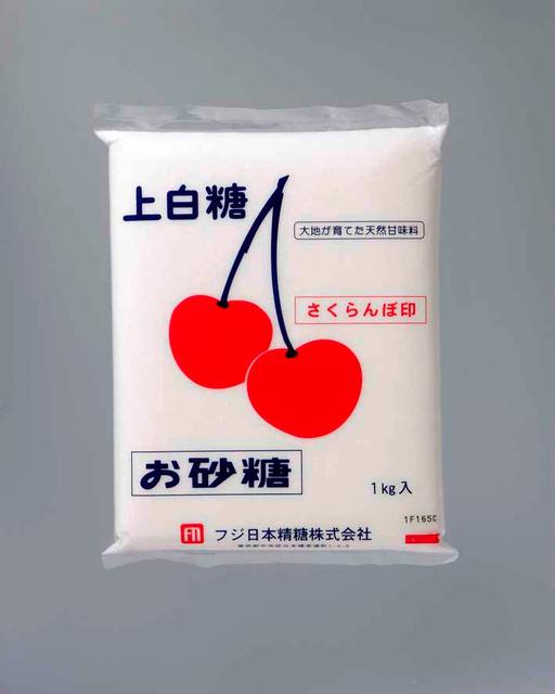 家庭での使用量が減っている砂糖(フジ日本精糖提供)