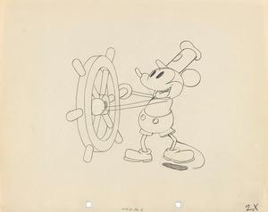 ミッキーマウスのデビュー…