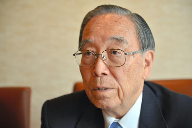 元警察庁長官の国松孝次さん