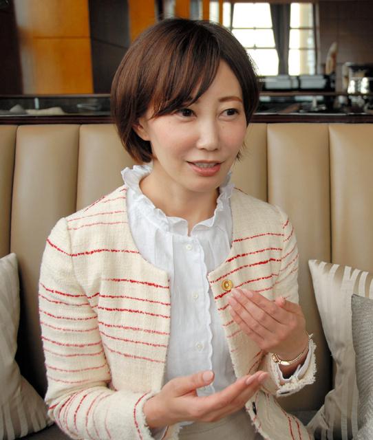 弁護士の亀石倫子さん