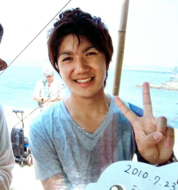 小室圭(こむろ・けい)さん=2010年7月