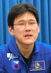 金井宣茂宇宙飛行士