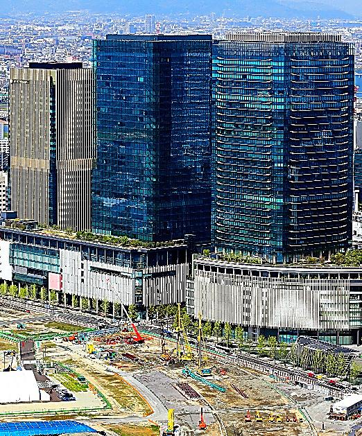 大阪に誕生した「知の拠点」