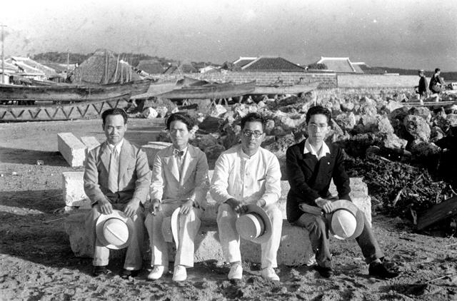 沖縄戦の10年前、島の暮らし映す 識者「貴重な写真」 - 沖縄:朝日 ...