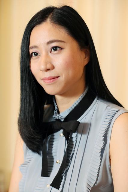 国際政治学者の三浦瑠麗さん=早坂元興撮影