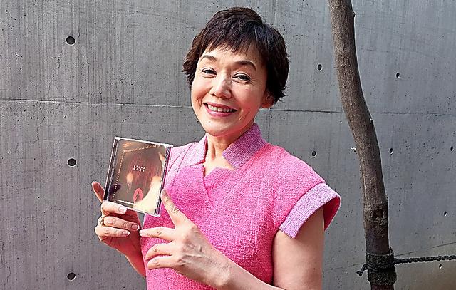 「愛の讃歌」がCDになり、21日に発売されます
