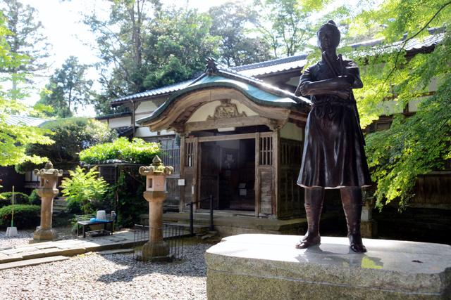 石川)右近の信仰受け継ぐ 能登の「隠れキリシタン寺」:朝日