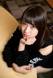 市川愛美〈AKB48〉 常に全力「100点より100%」