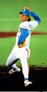 ヤクルトと対戦した1997年の日本シリーズ、第2戦で好投した森慎二さん