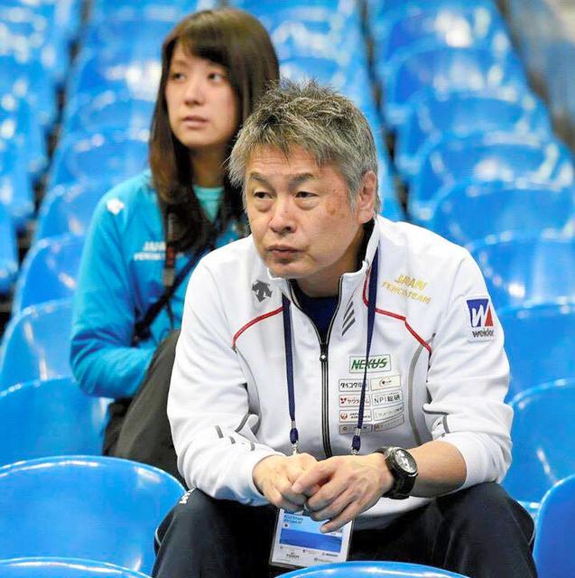 フェンシング元日本代表監督の江村宏二さん