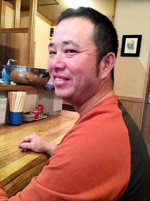 山本岳人さん=本人のフェイスブックから