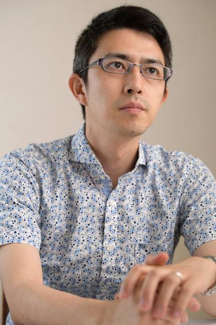 首都大学東京教授の木村草太さん=山本和生撮影