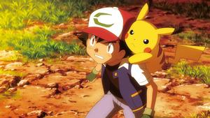 「劇場版ポケットモンスター キミにきめた!」 (C)Nintendo・Creatures・GAME FREAK・TV Tokyo・ShoPro・JR Kikaku (C)Pokemon (C)2017 ピカチュウプロジェクト