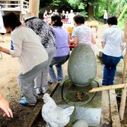 尻を突き出し痔を治す? 栃木で復活の奇祭、23日開催