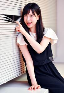 永野芹佳〈AKB48〉 ファンを信じ67位。感謝。