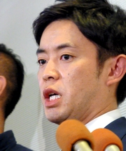 「私が今井絵理子氏に交際迫った」 神戸市議がコメント