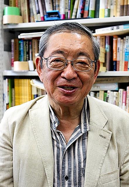 原田信男さん