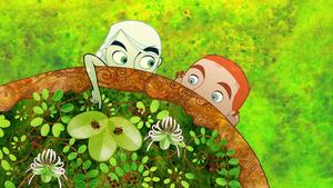 「ブレンダンとケルズの秘密」 (C)Les Amateurs,Vivi Film,Cartoon Saloon