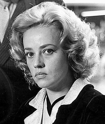 「死刑台のエレベーター」では愛人に夫を殺させる社長夫人を演じた=ザジフィルムズ提供
