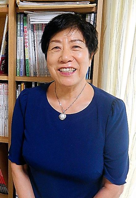 金田雅代さん