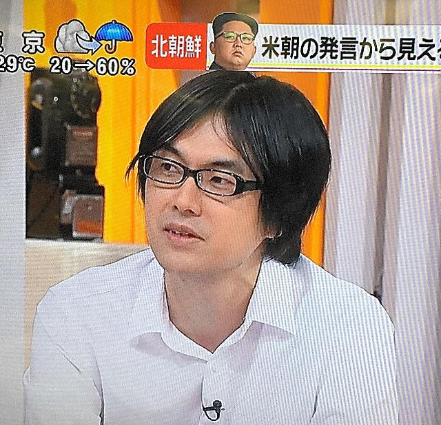 7日放送の「スッキリ!!」に出演する宇野常寛さん