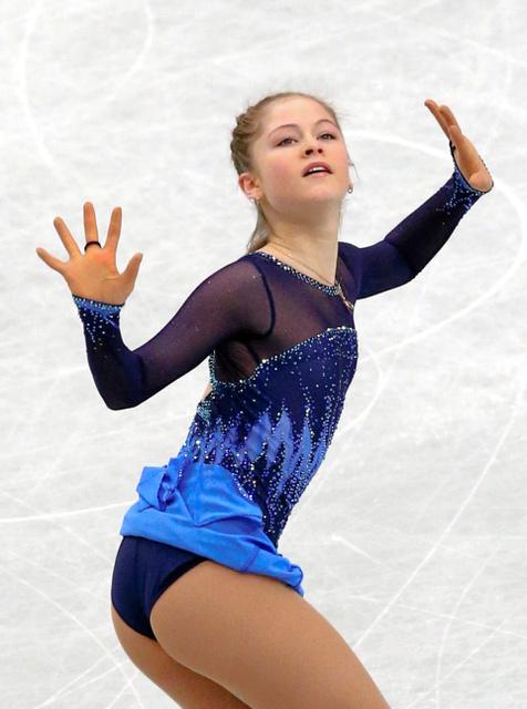 【フィギュア】<リプニツカヤ>現役引退を発表!「キャンドル・スピン」が代名詞「ロシアの妖精」日本でも人気