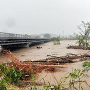 台風18号、北海道に上陸 西日本で1人死亡、1人不明
