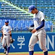東大、猛打及ばず30季ぶり勝ち点逃す 東京六大学野球