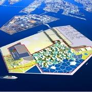大阪万博、会場イメージを公開 人工島に三つのエリア